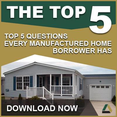 Is It Easier To Get Manufactured Home Loans with Land?