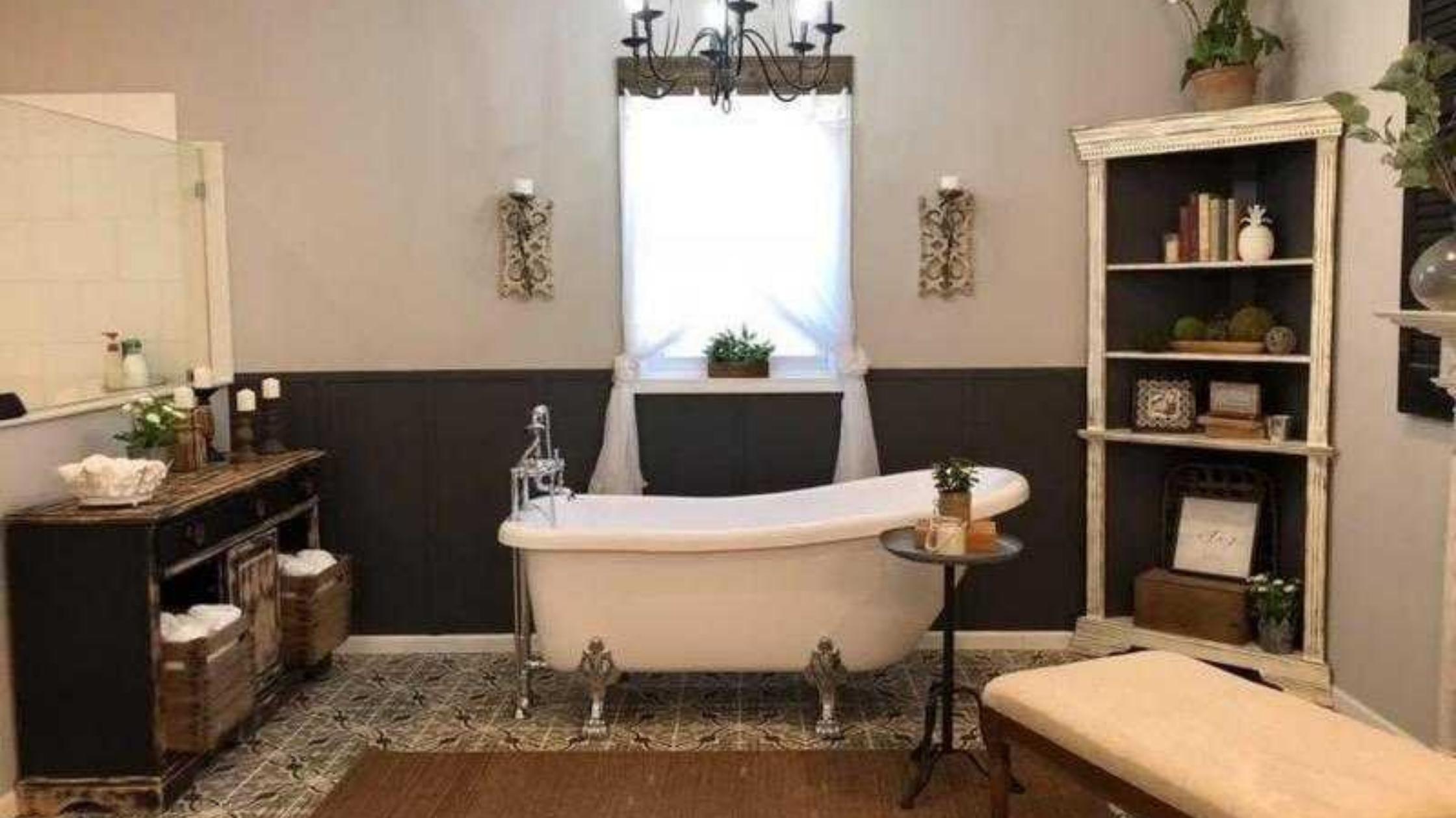 Masterbath Modular Home