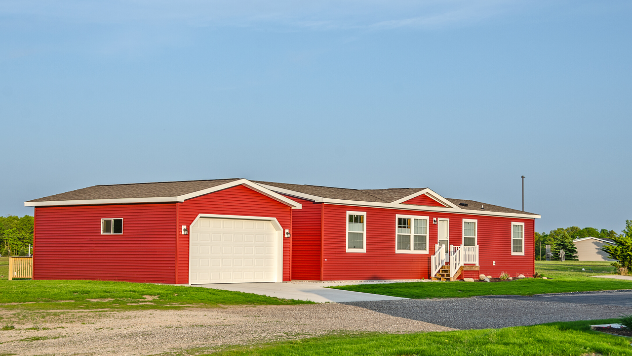 safe manufactured home