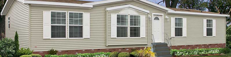 manufactured home advantages