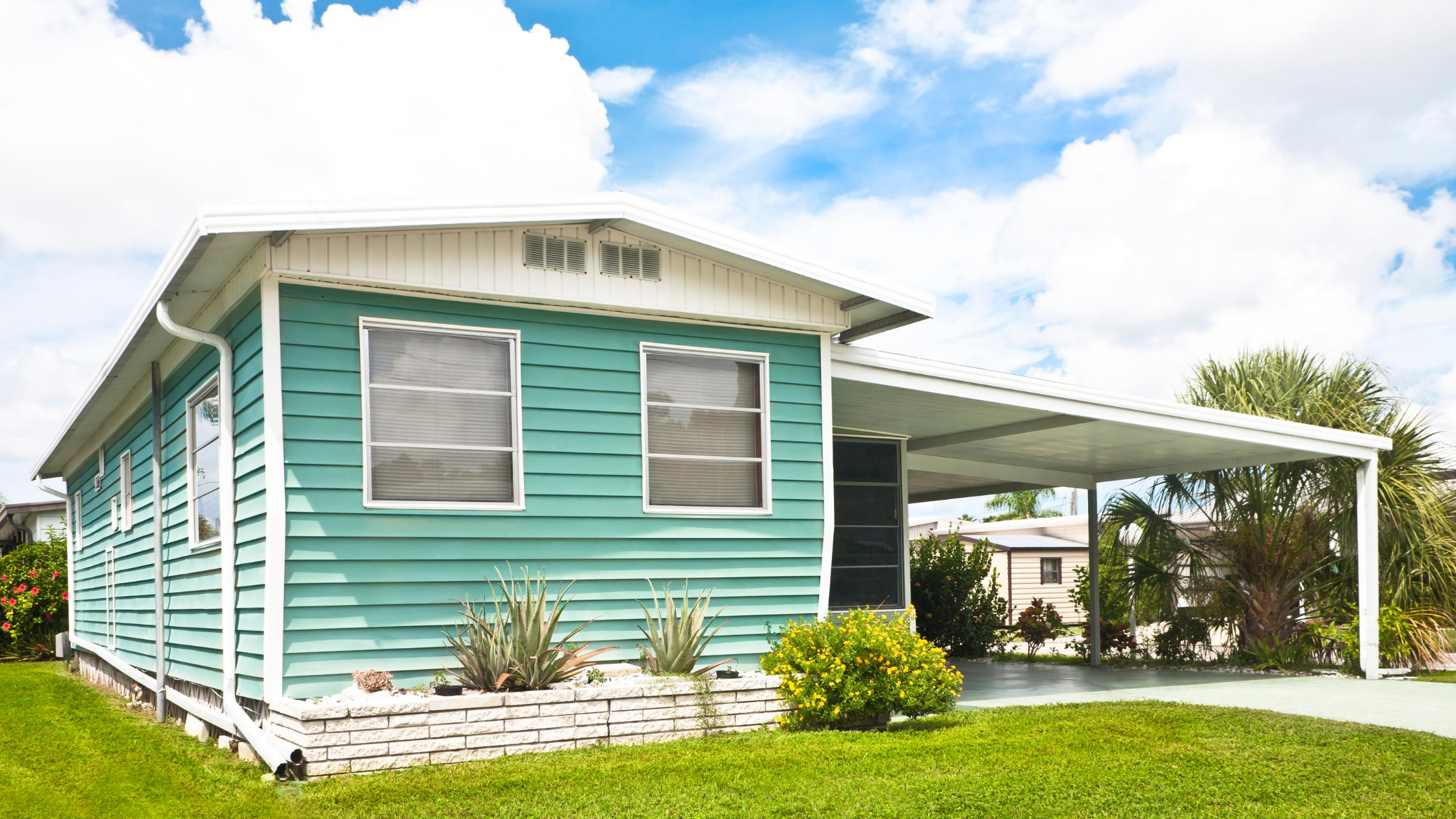 manufactured home lender
