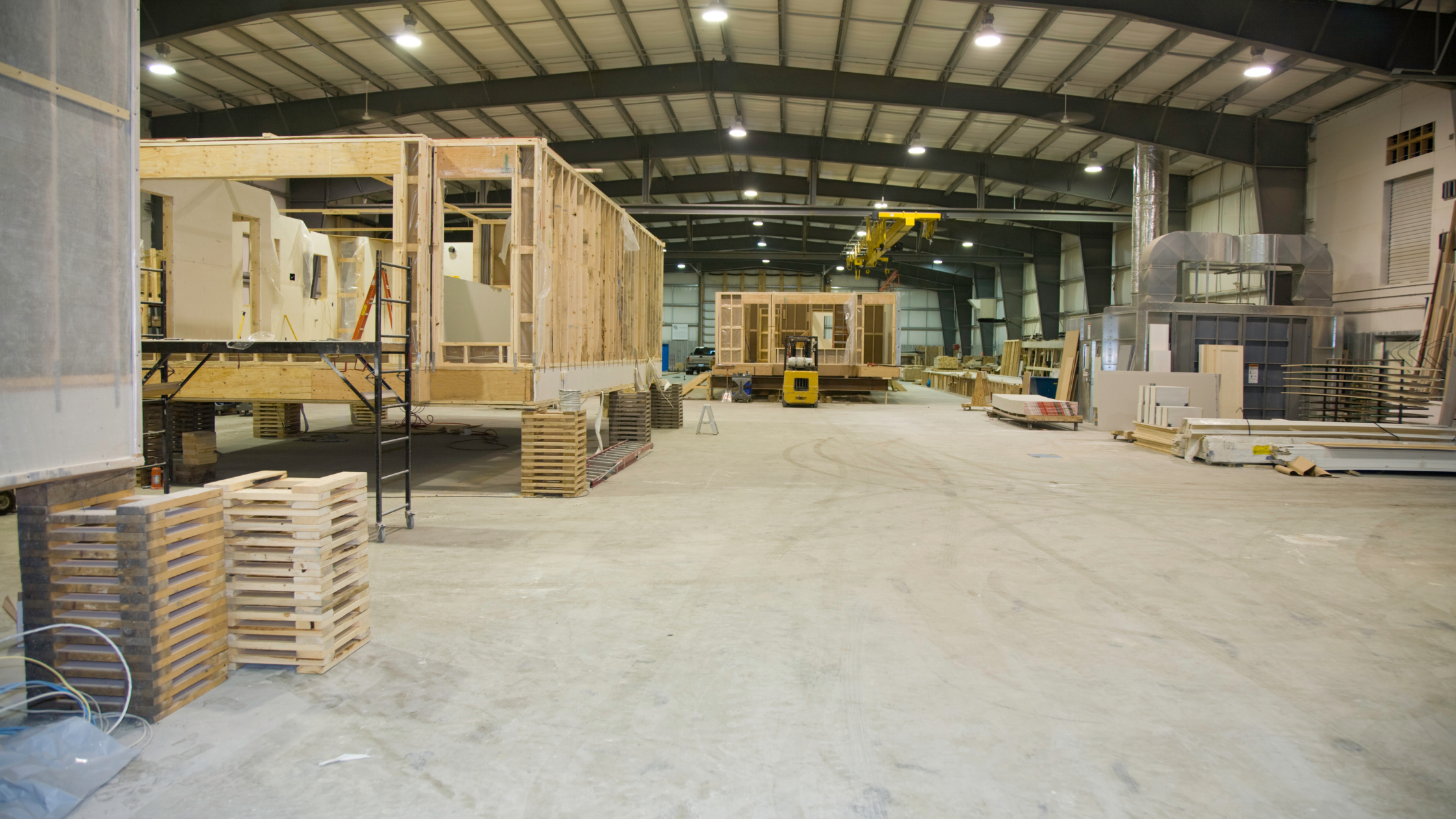 How Modular Homes Are Constructed