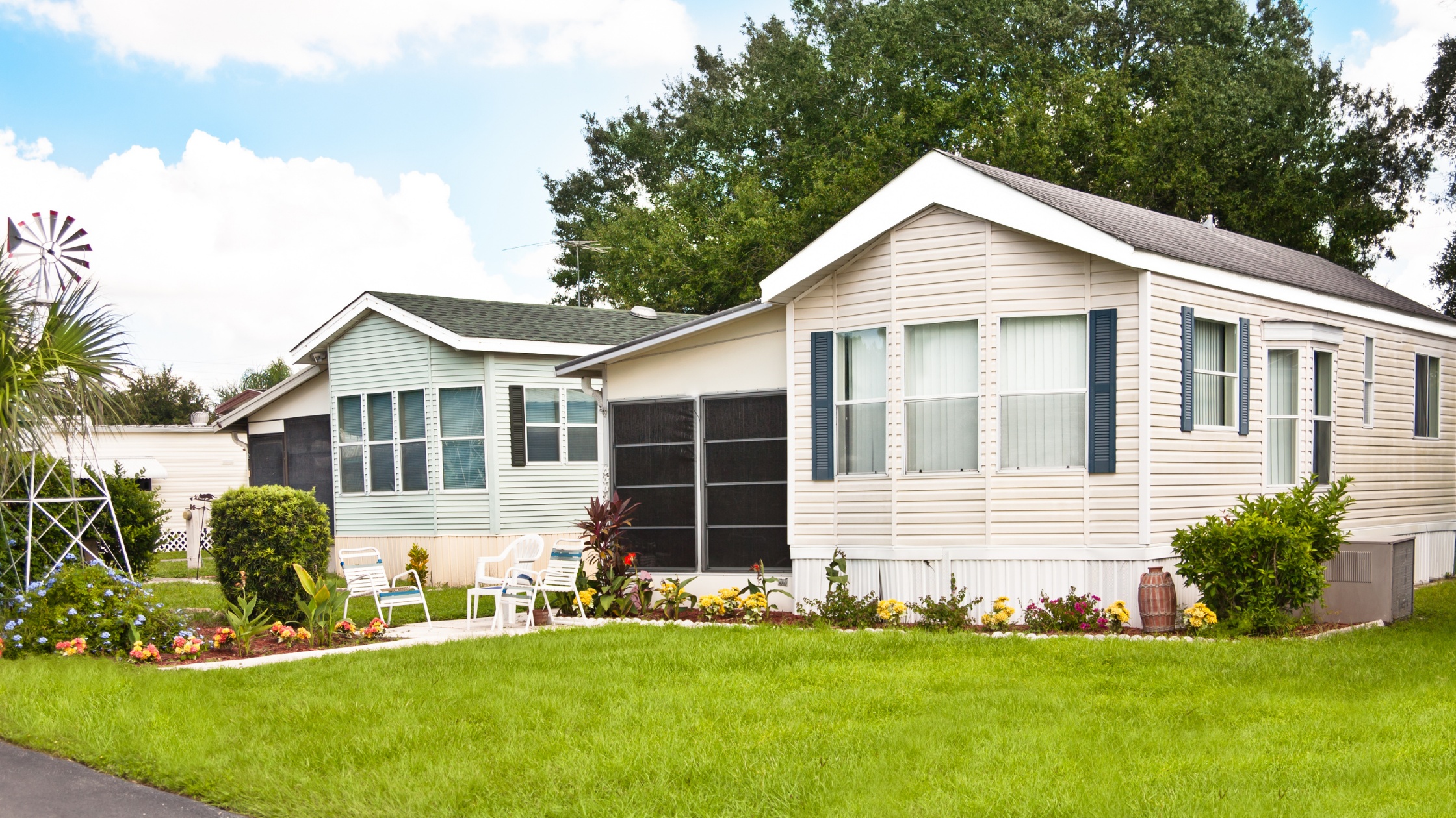 Millennials Are Flocking to Manufactured Home Communities