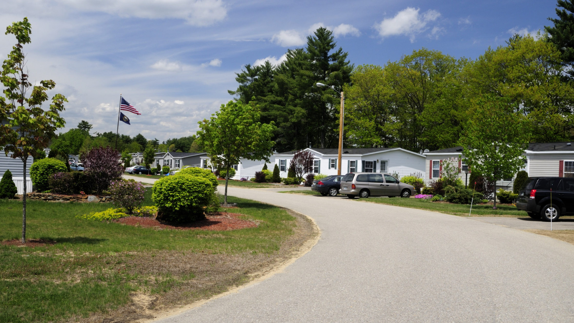 Benefits to Having Your Manufactured Home in a Community